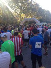 Taken at X Carrera Popular Distrito de Retiro, 26th October 2014.