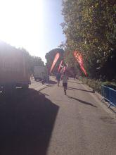 Taken at X Carrera Popular Distrito de Retiro, 26th October. 2014